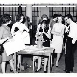 8 Open House, School of Practical Art, 1965