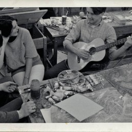9 Student Mike Driscoll, circa 1970s